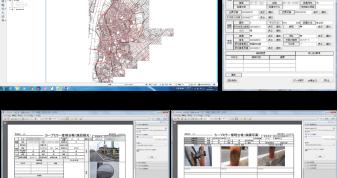 QGISプラグイン開発【道路付属物管理台帳プラグイン】